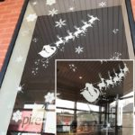 Christmas Window Graphics