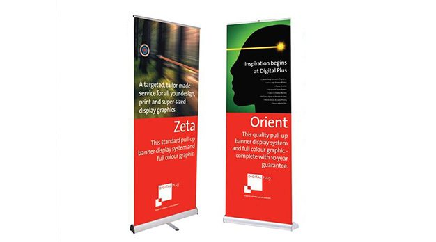 Exhibition Roll Up Banners