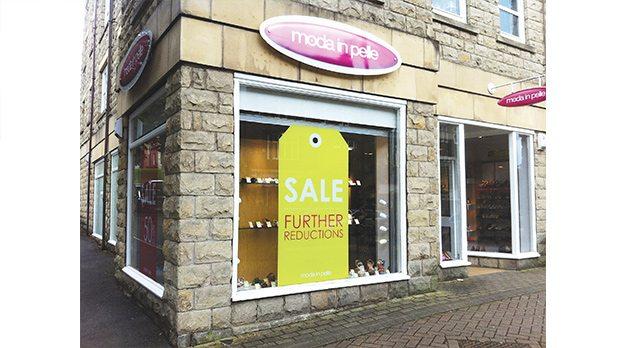 Exterior Shop Signage