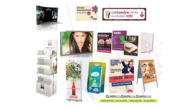 Promotional Signage Collection