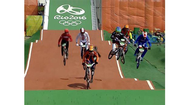 Rio2016 Floor Graphics