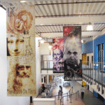 How to cost-effectively transform your school environment using graphic print