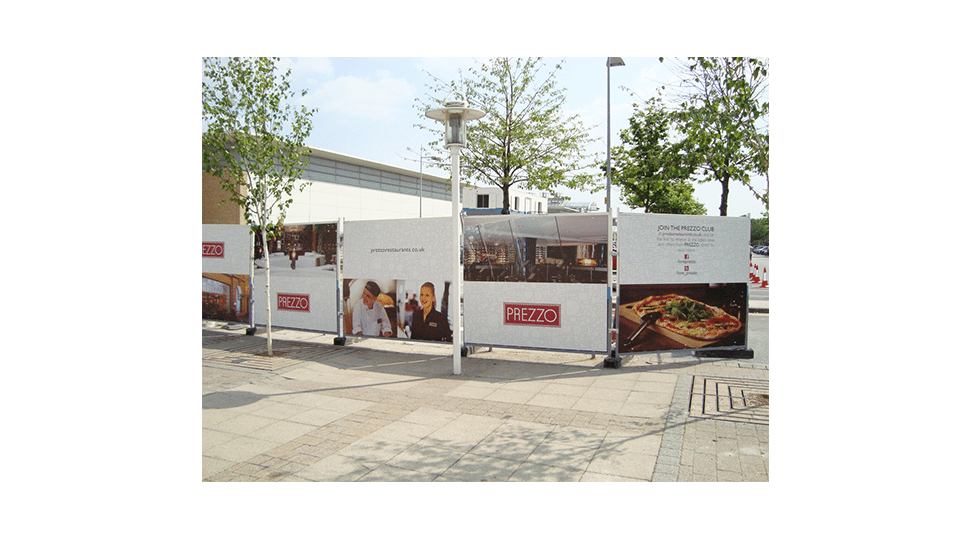 Prezzo White Rose Leeds Graphics by Digital Plus