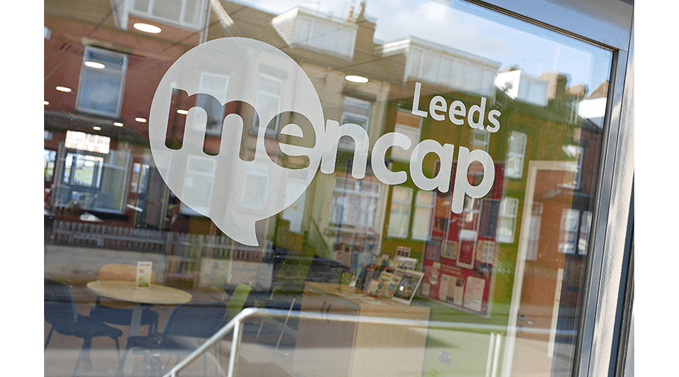 Leeds Mencap Graphics by Digital Plus