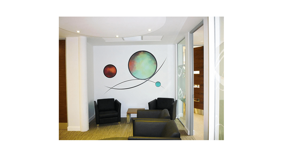 Pace Laboratories Office Graphics by Digital Plus