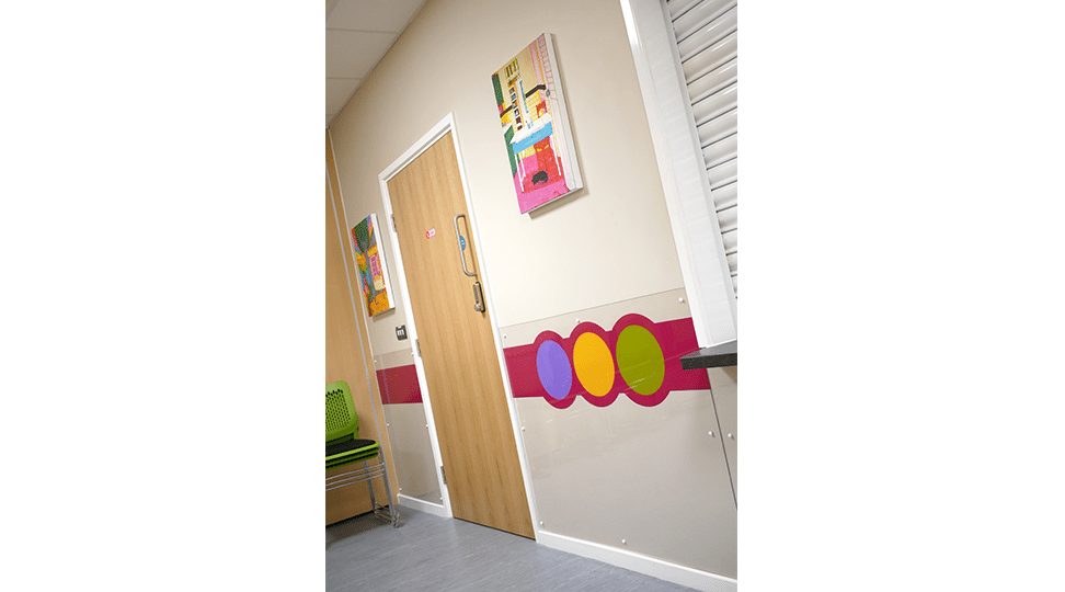 Interior Colourful Signage by Digital Plus
