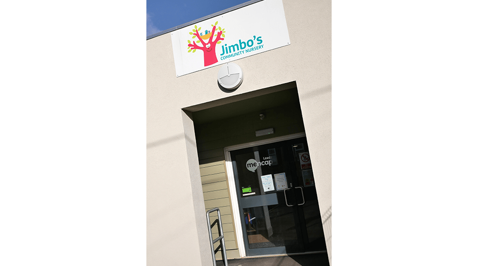 Jimbo's Community Centre Signage by Digital Plus