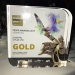 Digital Plus win gold at FESPA as they attend for a fifth year