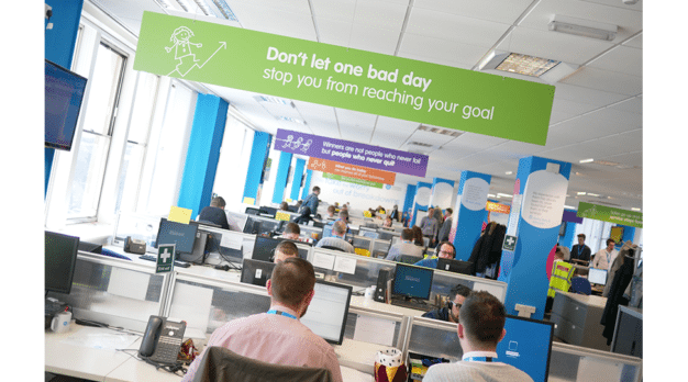 Call Centre Graphics by Digital Plus