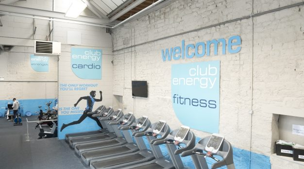 Gym Interior Signage Leeds