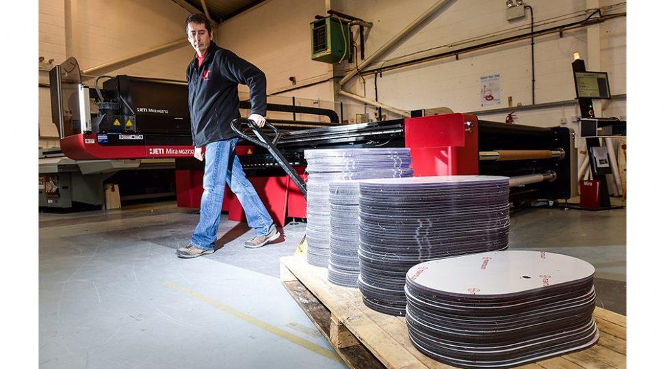 Digital Plus Leeds Printing Facility