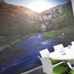 Digital wallpaper printing – in 3 easy steps
