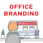 Infographic: Office branding ideas and inspiration
