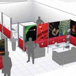 Exhibition graphics for your event – in 3 easy steps