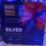 We've picked up a FESPA award for the fifth year