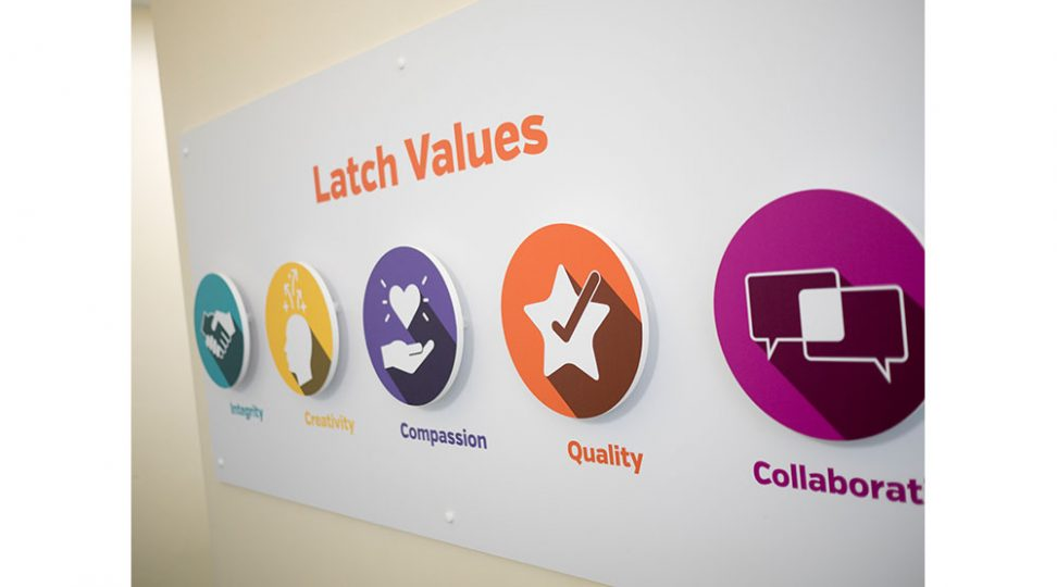 latch-values-wall-display