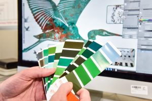 What should you expect from your large format printer, Colour matching process